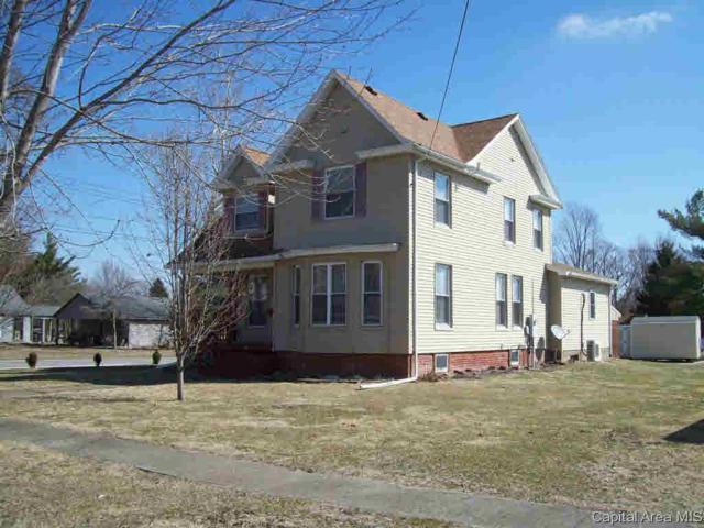 54 N High, Winchester, IL 62694 (#CA191533) :: Adam Merrick Real Estate