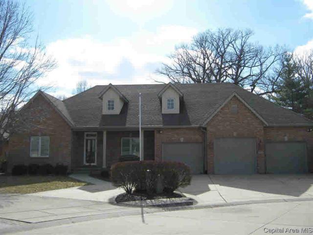 3116 Ironoak Cir, Springfield, IL 62711 (#CA191621) :: Adam Merrick Real Estate