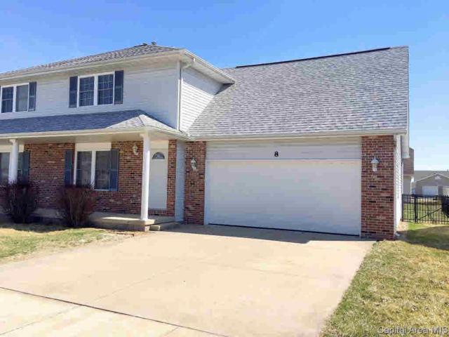 8B Dawson Circle, Riverton, IL 62561 (#CA191720) :: Killebrew - Real Estate Group