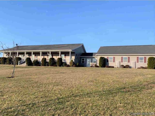 285 Mutch, Murrayville, IL 62668 (#CA191723) :: Adam Merrick Real Estate
