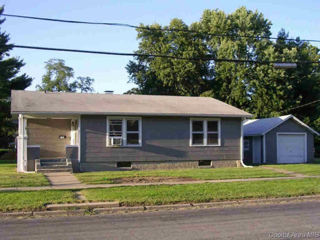 150 E Independence Ave, Jacksonville, IL 62650 (#CA191840) :: Adam Merrick Real Estate