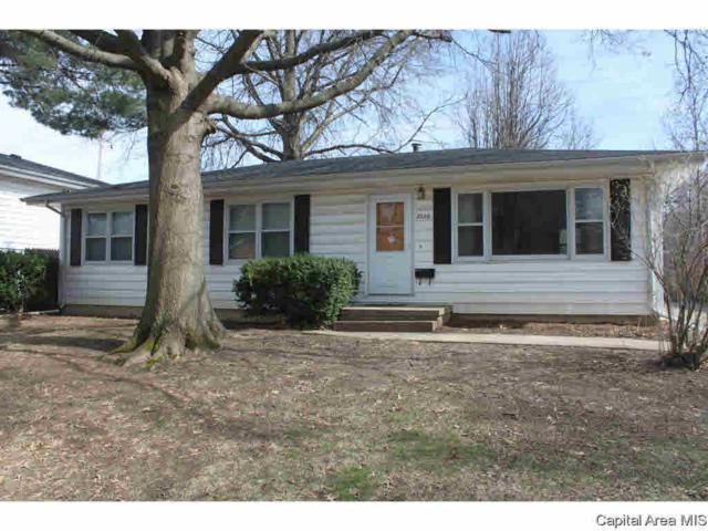 2126 Whitefield Road, Springfield, IL 62704 (#CA191881) :: Adam Merrick Real Estate