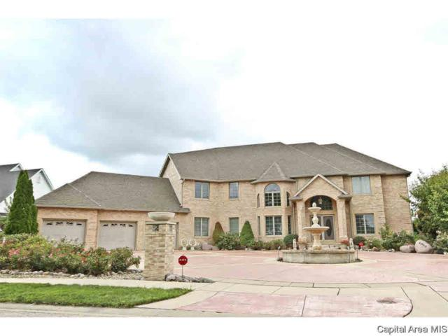 4812 Foxhall Lane, Springfield, IL 62711 (#CA191958) :: Adam Merrick Real Estate