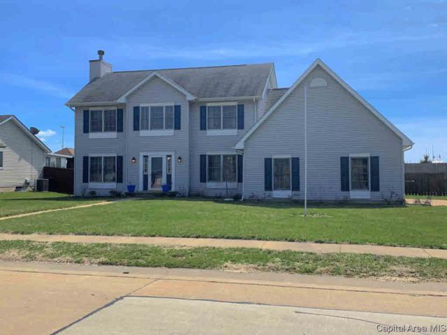 2540 Charlack, Springfield, IL 62704 (#CA192009) :: Adam Merrick Real Estate