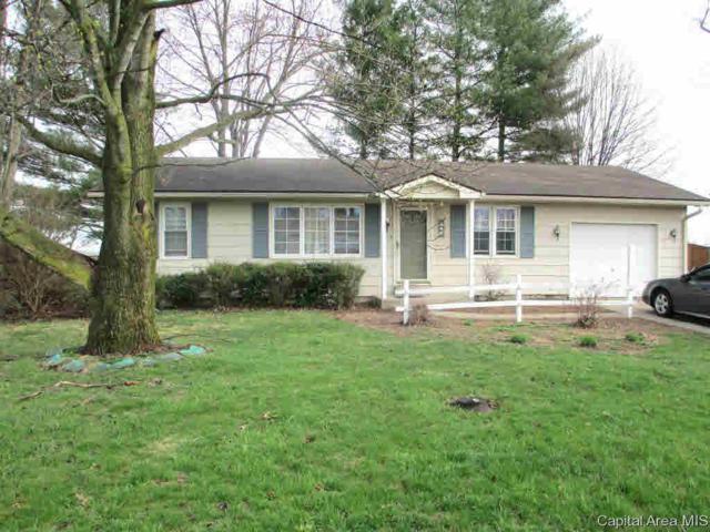 105 Cottage Ln, Murrayville, IL 62668 (#CA192074) :: Killebrew - Real Estate Group