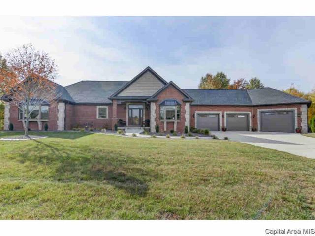 716 Prairie Lake Drive, Sherman, IL 62684 (#CA192171) :: Killebrew - Real Estate Group