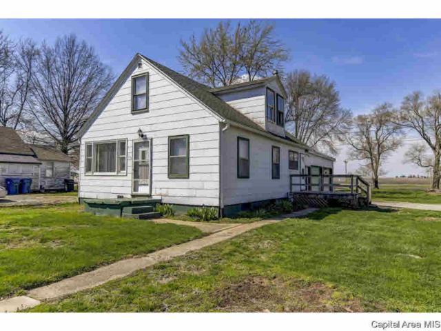 117 E Pulaski Street, Williamsville, IL 62693 (#CA192233) :: Killebrew - Real Estate Group