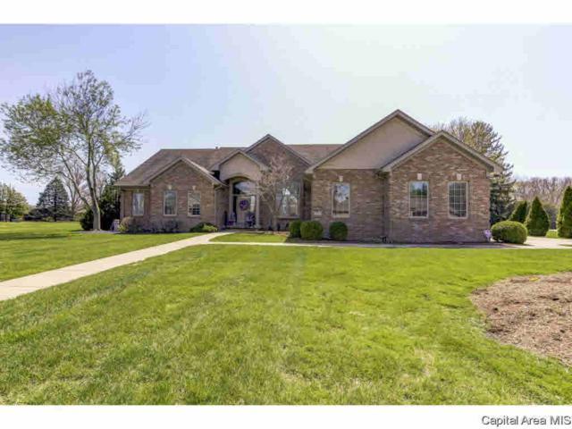 3104 Ironoak Circle, Springfield, IL 62711 (#CA192256) :: Adam Merrick Real Estate