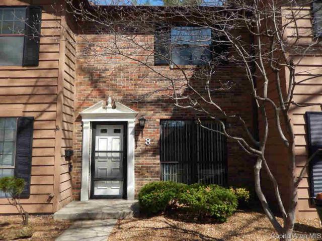 160 Durkin Drive Unit 3, Springfield, IL 62704 (#CA192257) :: Adam Merrick Real Estate