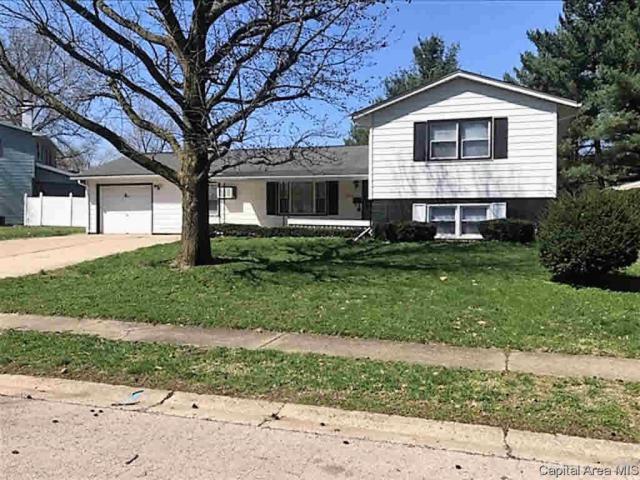 4013 S Milan, Springfield, IL 62703 (#CA192273) :: Killebrew - Real Estate Group