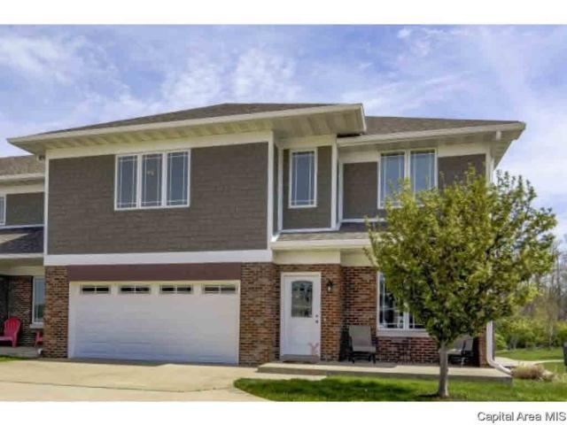 9 Waters Edge, Springfield, IL 62712 (#CA192520) :: Killebrew - Real Estate Group