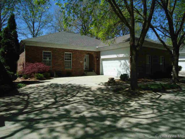 105 Timber Ridge Drive, Springfield, IL 62702 (#CA192573) :: Killebrew - Real Estate Group