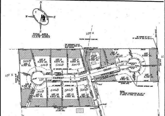 #14 Fairway Court, Fulton, IL 61252 (#QC4201811) :: Killebrew - Real Estate Group