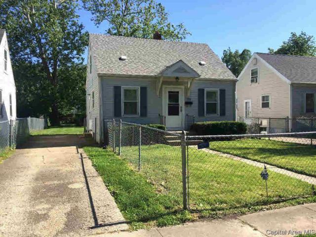 2256 E Converse, Springfield, IL 62702 (#CA193721) :: Adam Merrick Real Estate
