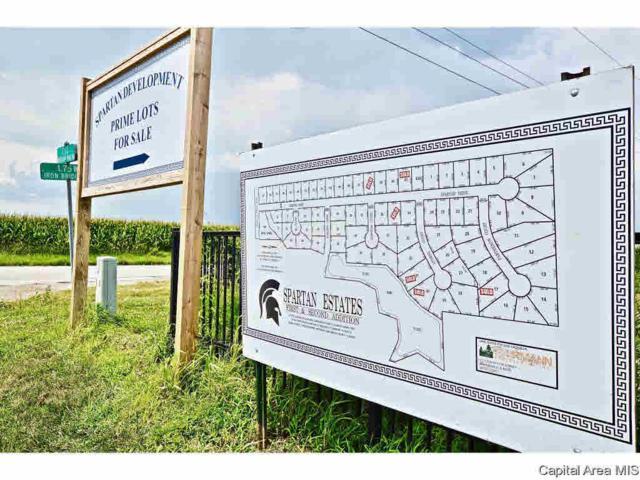 1848 Spartan Drive, Chatham, IL 62629 (#CA185165) :: Adam Merrick Real Estate