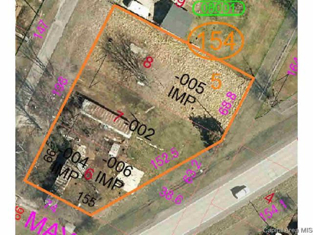 Lots 6,7, 8 On Ryder Street, Nilwood, IL 62672 (#CA191137) :: Adam Merrick Real Estate
