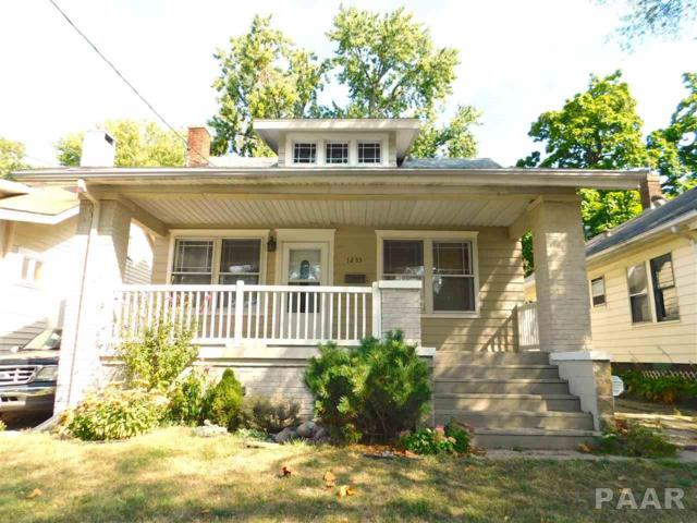 1235 E Seneca Place, Peoria, IL 61603 (#1182038) :: Adam Merrick Real Estate