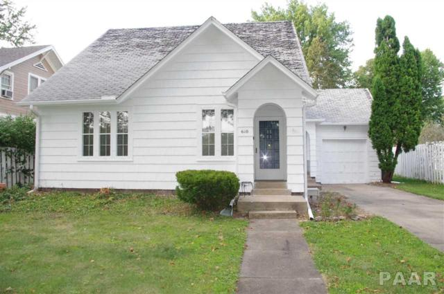 610 W Beverly Avenue, Macomb, IL 61455 (#1187144) :: Adam Merrick Real Estate