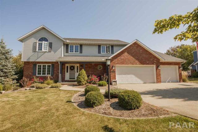 1336 N Hickory Hills Road, Metamora, IL 61548 (#1187643) :: Adam Merrick Real Estate
