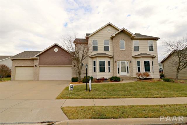 10716 N Lauraline Court, Peoria, IL 61615 (#1187979) :: Adam Merrick Real Estate