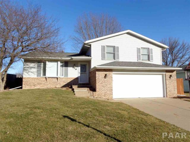119 Oakmoor Drive, East Peoria, IL 61611 (#1187996) :: Adam Merrick Real Estate