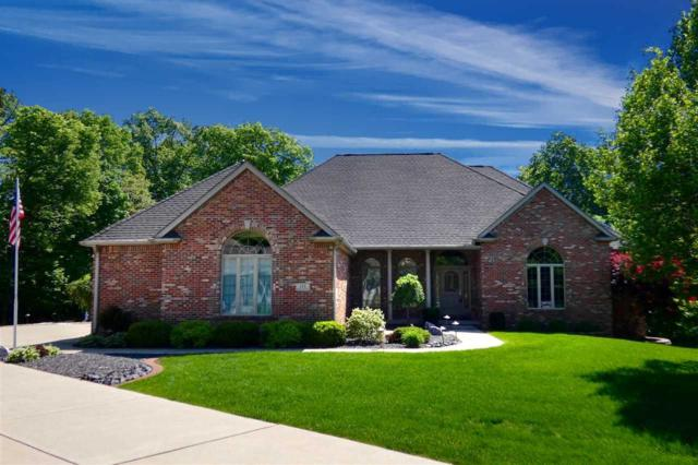 148 Fawn Haven Drive, East Peoria, IL 61611 (#1188308) :: Adam Merrick Real Estate