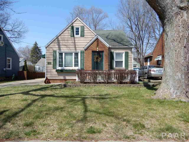 915 E Richwoods Boulevard, Peoria, IL 61603 (#1191699) :: Adam Merrick Real Estate