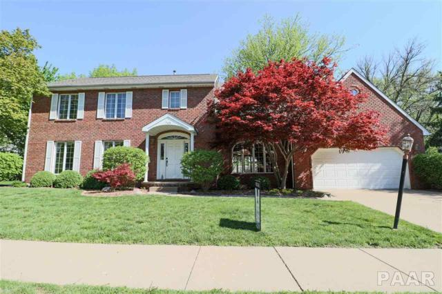 749 W Brookforest Drive, Peoria, IL 61615 (#1192089) :: Adam Merrick Real Estate