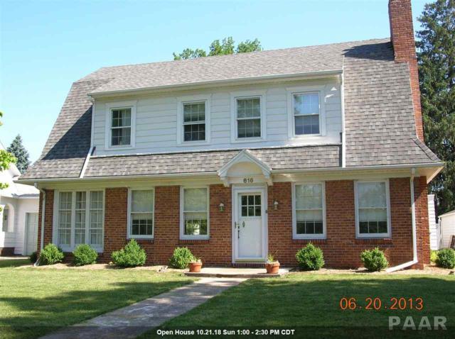 616 Beverly Avenue, Macomb, IL 61455 (#1192794) :: Adam Merrick Real Estate