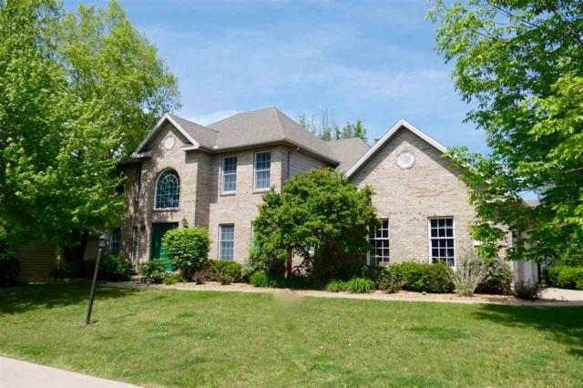4003 W Talus Court, Peoria, IL 61615 (#1193541) :: Adam Merrick Real Estate