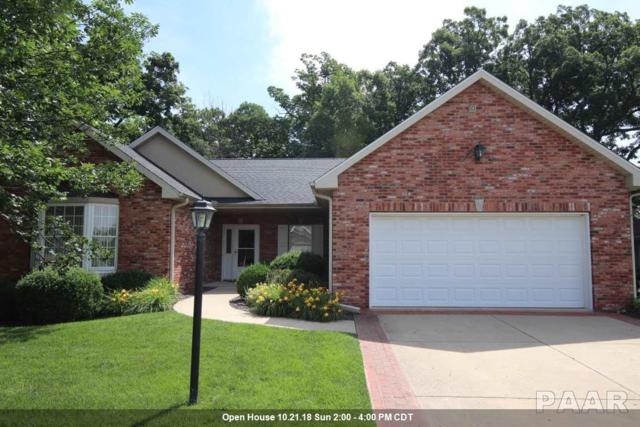 6910 N Brookstone Drive, Peoria, IL 61615 (#1193665) :: Adam Merrick Real Estate