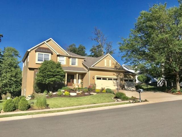 3916 Crestridge Court, Peoria, IL 61615 (#1193930) :: Adam Merrick Real Estate