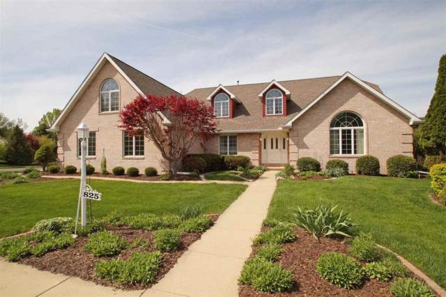 825 W Brookforest Drive, Peoria, IL 61615 (#1194144) :: Adam Merrick Real Estate