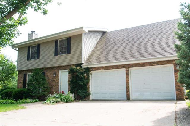 2006 Mitchell Drive, Eureka, IL 61530 (#1195444) :: Adam Merrick Real Estate