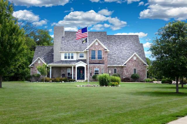 8203 S Hidden Point Drive, Glasford, IL 61533 (#1195447) :: Adam Merrick Real Estate