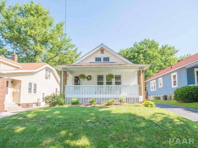 727 W Corrington Avenue, Peoria, IL 61604 (#1196292) :: Adam Merrick Real Estate