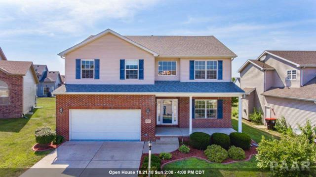 10307 N Creekstone Court, Peoria, IL 61615 (#1196421) :: Adam Merrick Real Estate