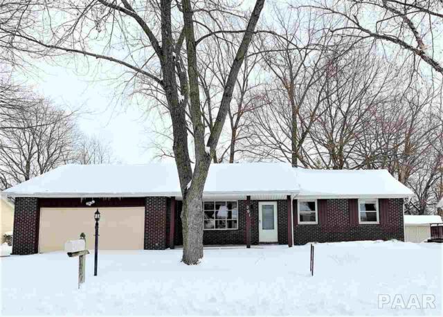 201 Evergreen Avenue, Morton, IL 61550 (#1197054) :: Adam Merrick Real Estate