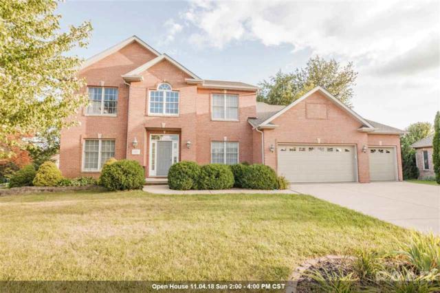 5802 W Woodbridge, Peoria, IL 61615 (#1197340) :: Adam Merrick Real Estate