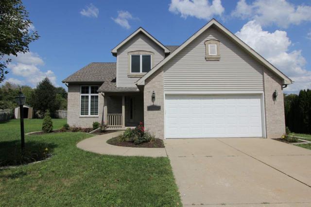 5414 N Castleberry Court, Peoria, IL 61615 (#1197637) :: Adam Merrick Real Estate