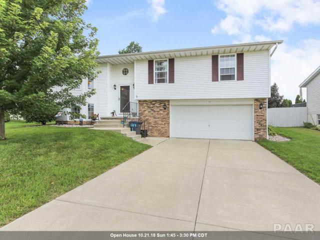 124 Lexington, East Peoria, IL 61611 (#1197696) :: Adam Merrick Real Estate