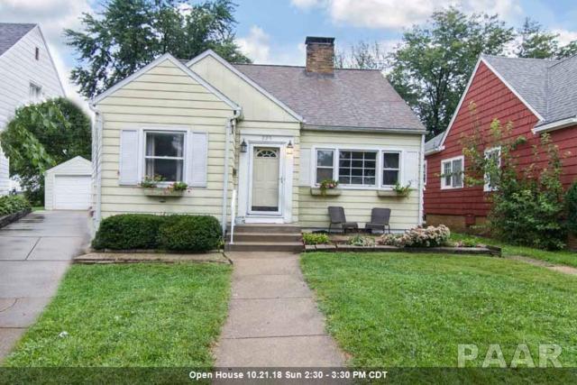 225 E Odell Place, Peoria, IL 61603 (#1198054) :: Adam Merrick Real Estate