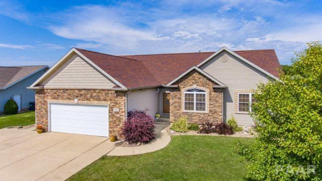 705 Buckhaven Street, Pekin, IL 61554 (#1198435) :: Adam Merrick Real Estate