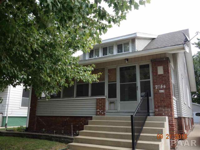 2144 N Maryland Avenue, Peoria, IL 61603 (#1198491) :: Adam Merrick Real Estate