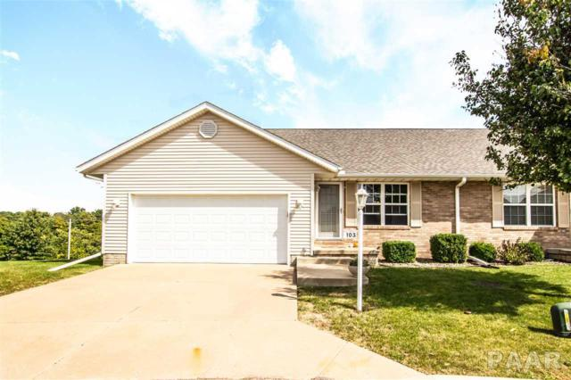 103 Marvin Court, Germantown Hills, IL 61548 (#1198638) :: RE/MAX Preferred Choice