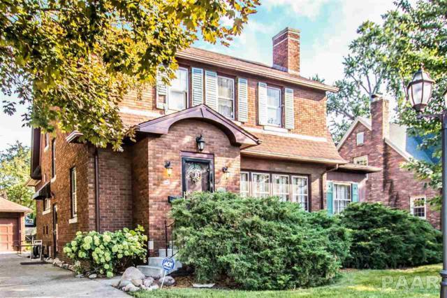 607 W Maywood Avenue, Peoria, IL 61604 (#1198773) :: Adam Merrick Real Estate