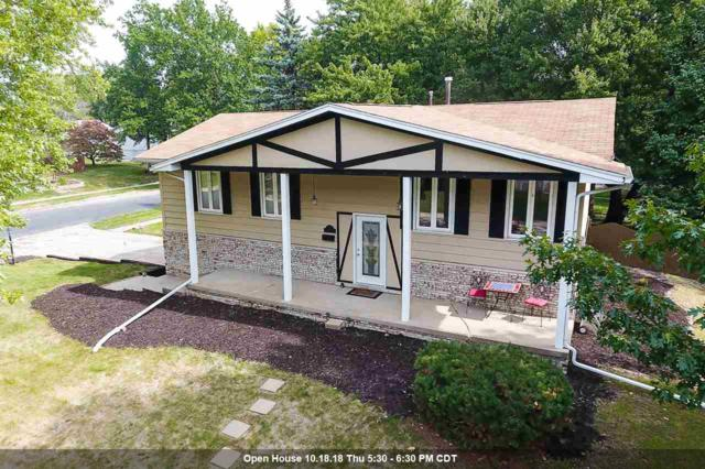 7322 N Oxford Place, Peoria, IL 61614 (#1198774) :: Adam Merrick Real Estate