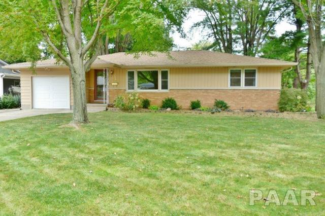 124 W Paradise Court, Bartonville, IL 61607 (#1198823) :: Adam Merrick Real Estate