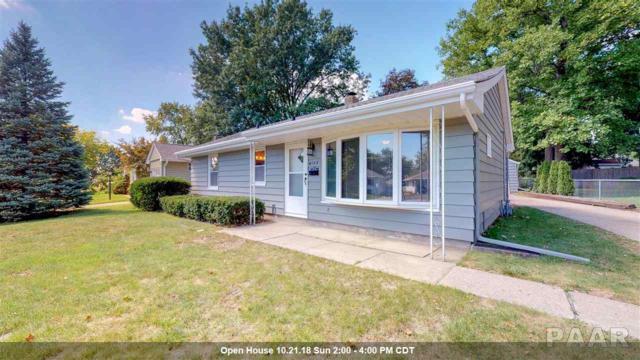 4135 N Chelsea Place, Peoria, IL 61614 (#1199015) :: Adam Merrick Real Estate