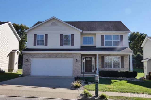 2006 W Casecreek Drive, Peoria, IL 61615 (#1199065) :: Adam Merrick Real Estate